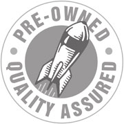 Pre-owned Quality Assured